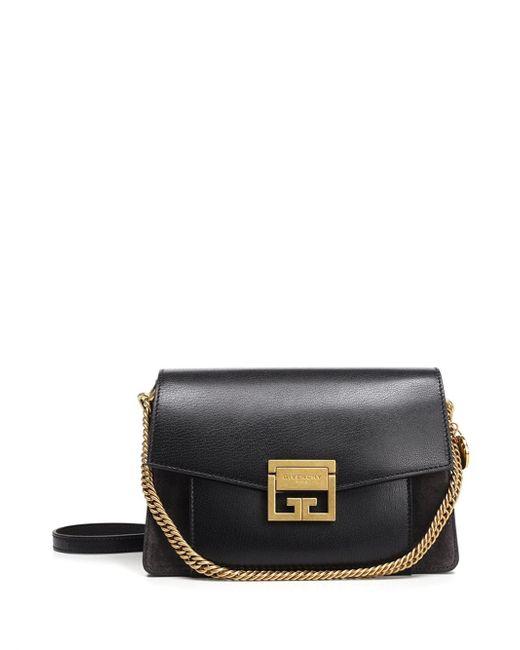 Givenchy - Black Small Gv3 Chain Bag - Lyst