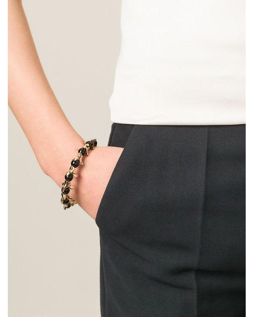 Shaun Leane   Black 'serpents Trace' Bracelet   Lyst