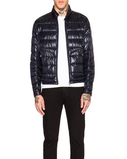 Moncler | Blue Acorus Jacket | Lyst