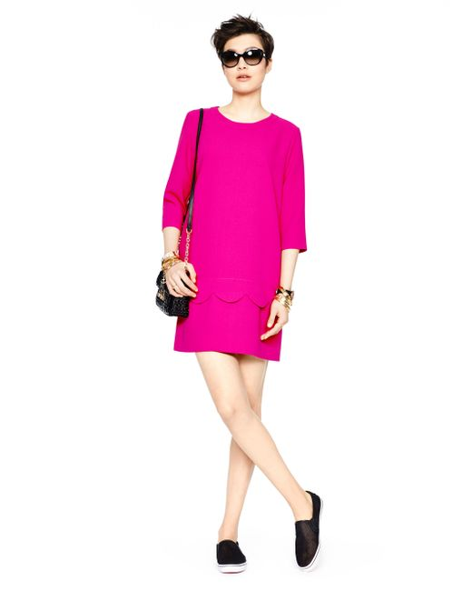 Kate Spade | Pink Demi Dress | Lyst