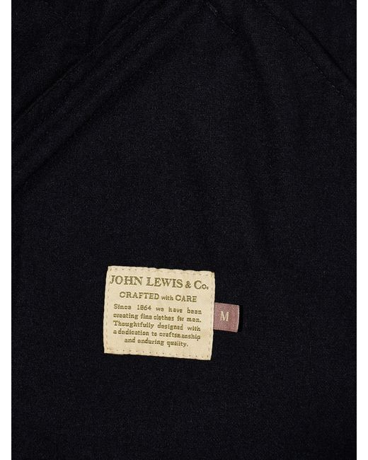 Barbour Quilted Jacket Mens John Lewis The Flash Board