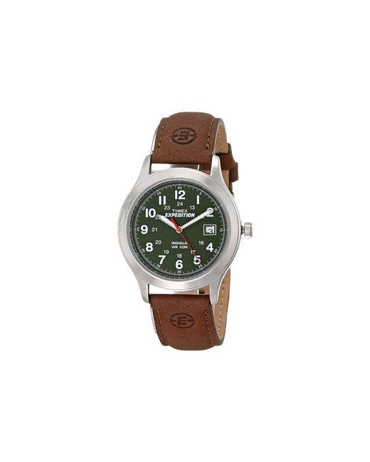 Timex   Timex Originals Green Canvas Strap Watch   Lyst