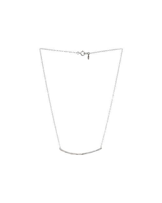 Gorjana | Metallic Taner Bar Small Necklace | Lyst