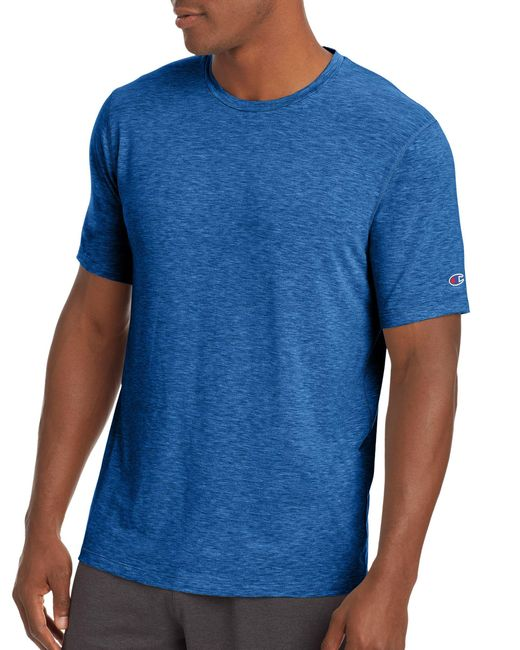 4b08e73aee1da Lyst - Champion Gym Issuetm Tee in Blue for Men