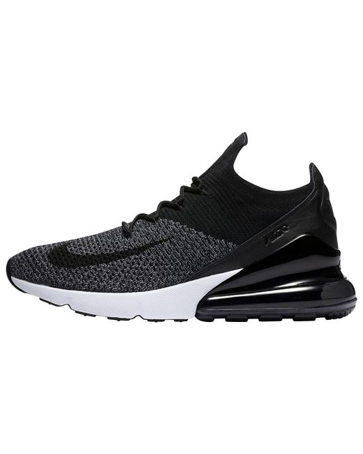 ee0f78d0e3 Nike Air Max 270 Flyknit in Black for Men - Save 26% - Lyst