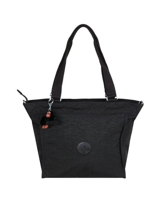 Kipling - Black New Shopper S Womens Water Repellent Shoulder Bag - Lyst