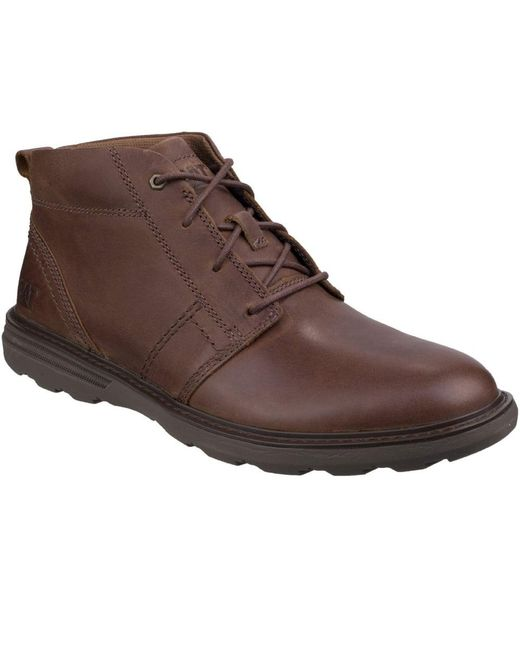 Caterpillar - Brown Trey Mens Lace-up Boots for Men - Lyst