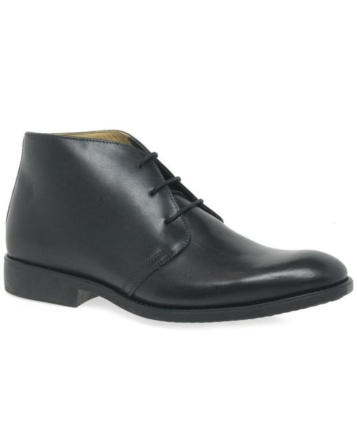 Anatomic & Co - Black Paul Mens Casual Leather Boots for Men - Lyst