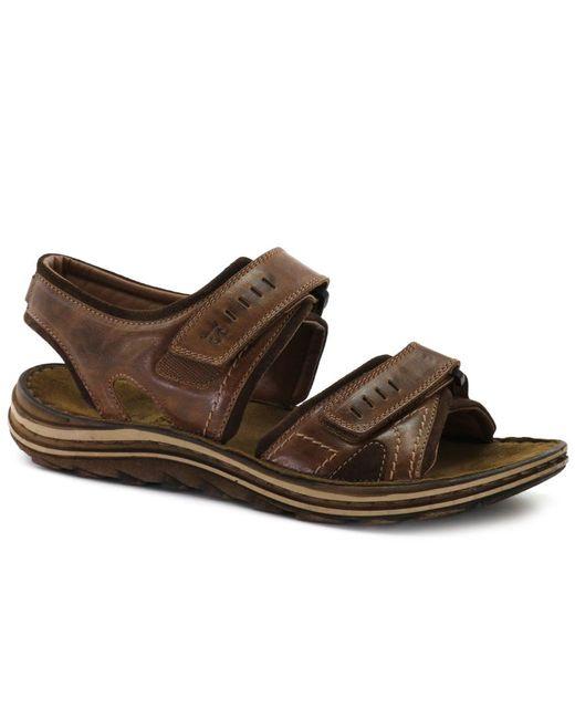 Josef Seibel - Brown Raul 19 Mens Casual Sandals for Men - Lyst
