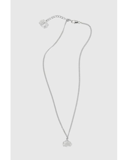 Cheap Monday | Multicolor Diamond Necklace | Lyst