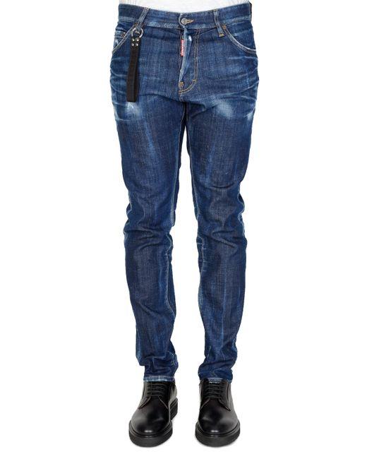 a4ada35d7c0 DSquared² - Blue Cadet Cool Guy Jeans for Men - Lyst ...