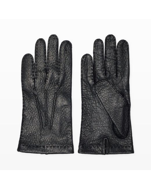 Hestra | Black Unlined Glove for Men | Lyst