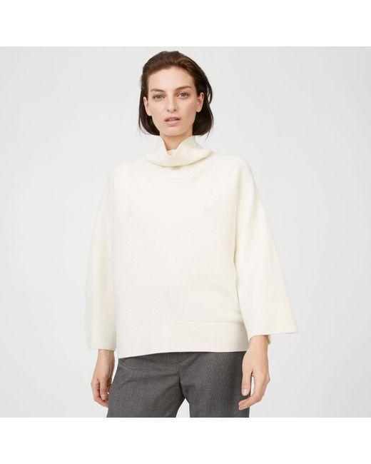 Club Monaco - White Ariyamma Sweater - Lyst