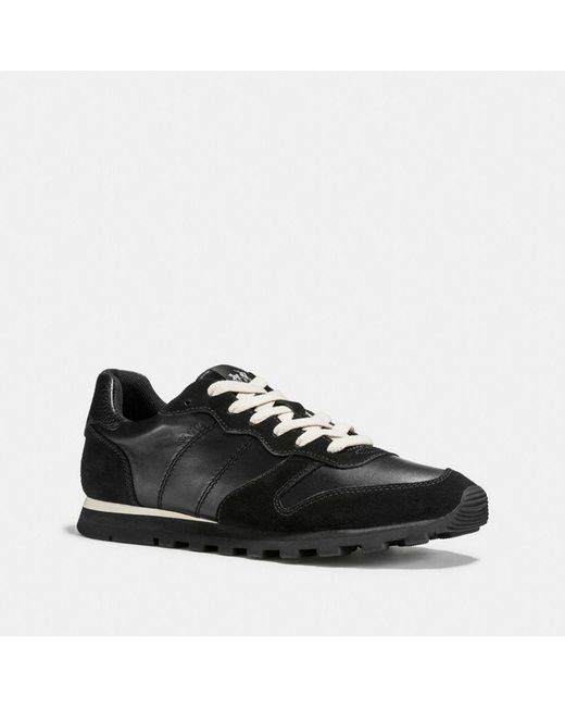 COACH - Black C118 Sneaker for Men - Lyst