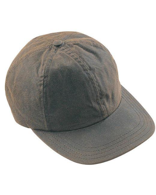 434b17d58d56e0 Barbour Wax Sports Cap in Green for Men - Lyst
