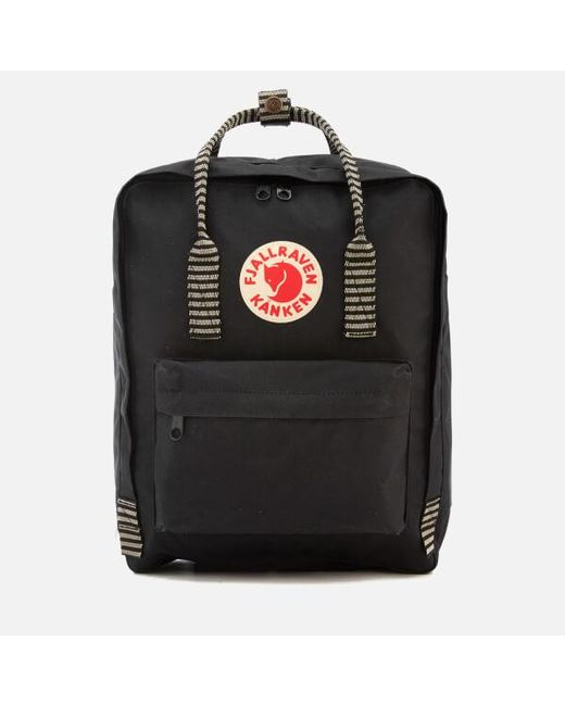 Fjallraven   Black Kanken Backpack for Men   Lyst