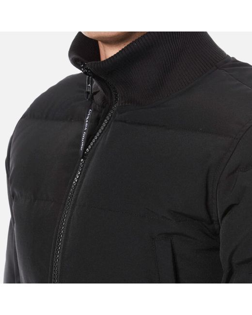 Canada Goose victoria parka sale price - Canada goose Men's Woolford Coat in Multicolor for Men (Black)   Lyst
