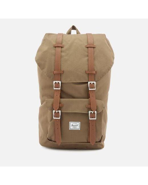 96afe53aa123ce Herschel Supply Co. Men's Little America Backpack for Men - Lyst