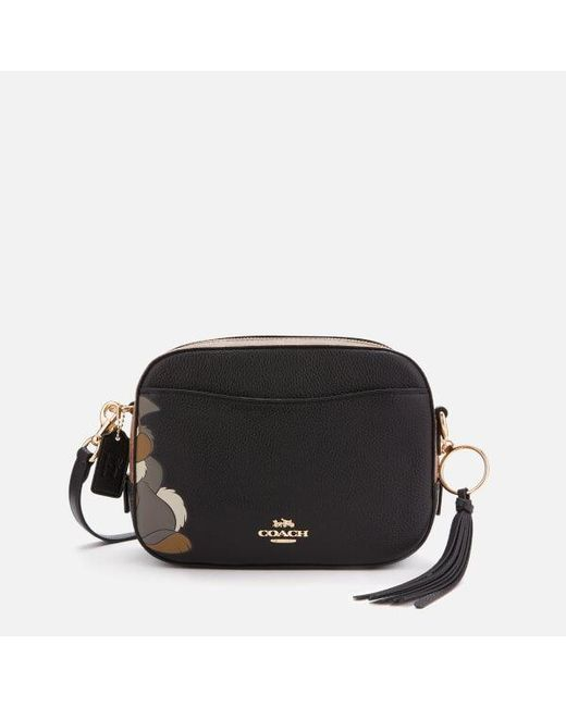 COACH - Black X Disney Thumper Women s Camera Bag - Lyst ... 20c1de77978c6