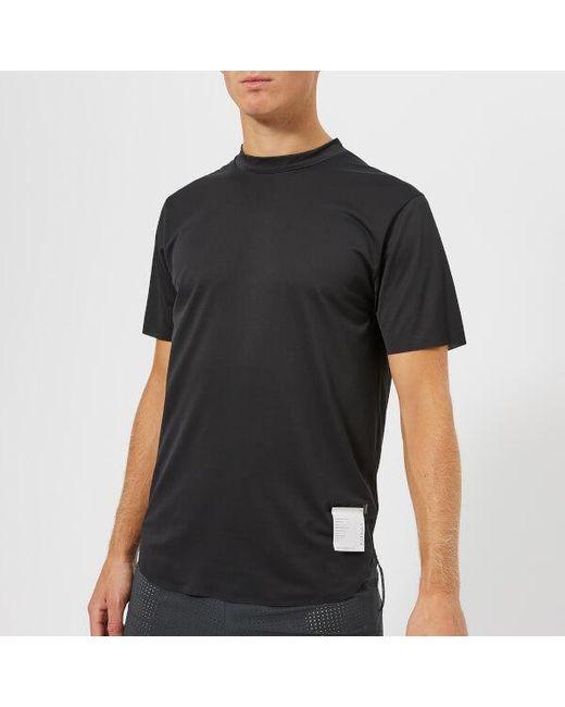 Satisfy - Black Men's Light Tshirt for Men - Lyst