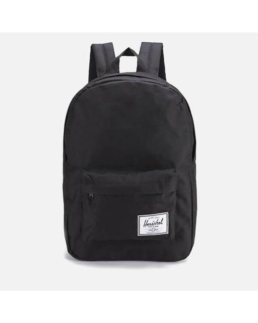 04de9a2b49c Herschel Supply Co. - Black Classic Backpack for Men - Lyst ...