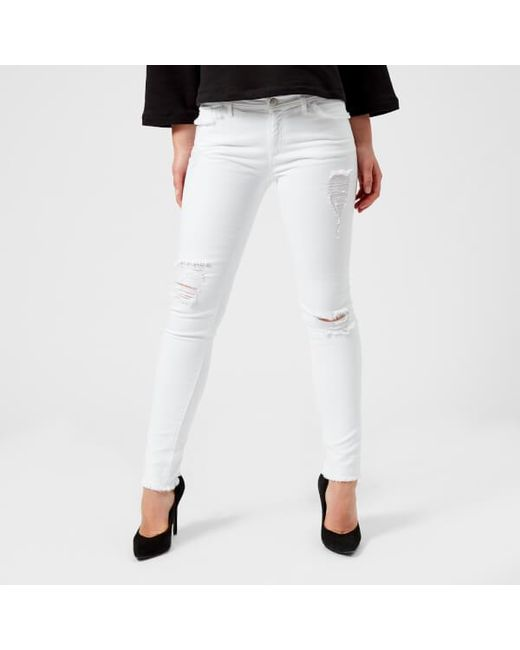 reputable site f4c0c 806cf emporio-armani-Grey-Womens-Distressed-Skinny-Jeans.jpeg