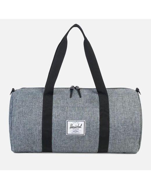 9488767af977 Herschel Supply Co. - Black Men s Sutton Midvolume Duffle Bag for Men - Lyst  ...