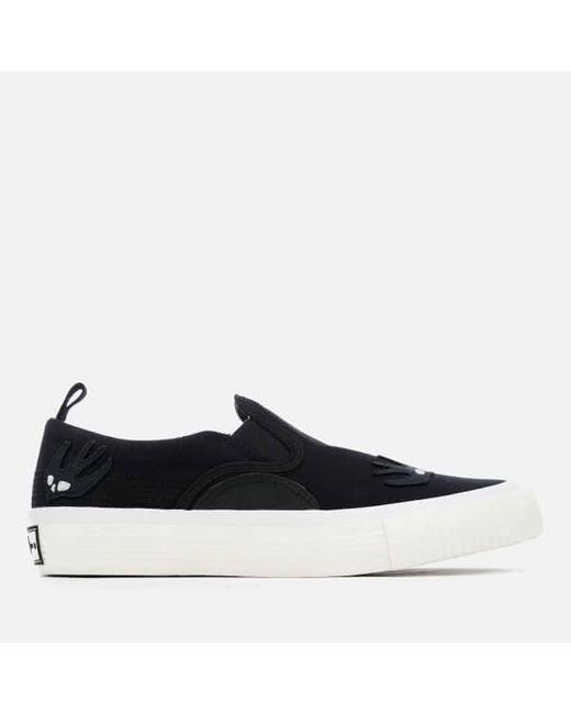 Black Netil Slip-On Sneakers Alexander McQueen OyoG0Z2