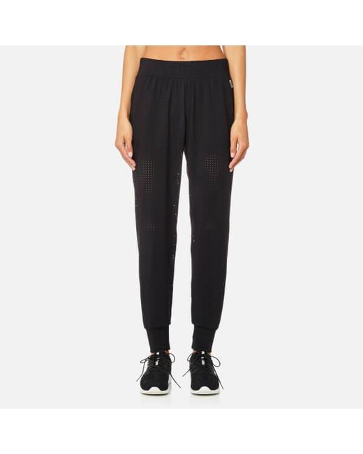 cb621ee23b81 womens black jogger pants