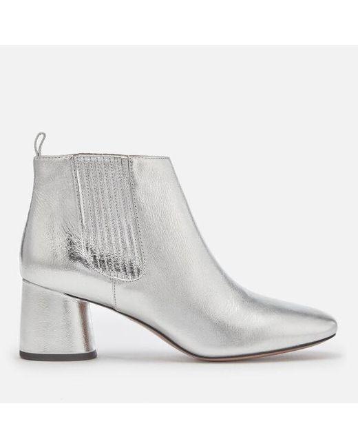 Marc Jacobs - Metallic Women's Rocket Chelsea Boots - Lyst