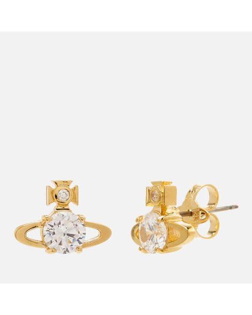 Vivienne Westwood | White Women's Reina Earrings | Lyst