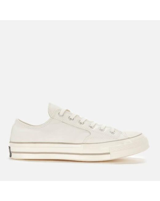Converse - White Men s Chuck Taylor All Star 70 Ox Trainers for Men - Lyst  ... 3301beddc
