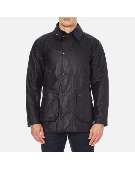 Barbour - Blue Heritage Men's Si Bedale Wax Jacket for Men - Lyst