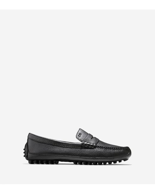Cole Haan - Black Grant Canoe Penny for Men - Lyst
