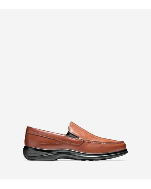 Cole Haan | Multicolor Santa Barbara Twin Gore Loafer for Men | Lyst