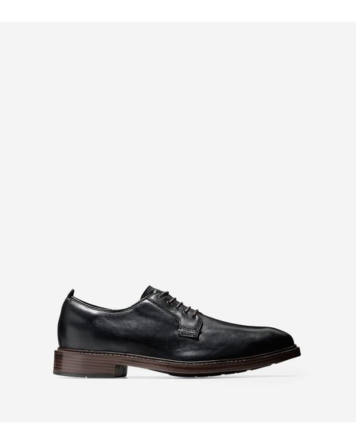Cole Haan - Black Kennedy Grand Postman Oxford for Men - Lyst