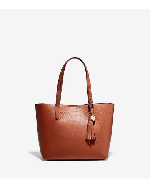 Cole Haan - Brown Payson Small Tote - Lyst