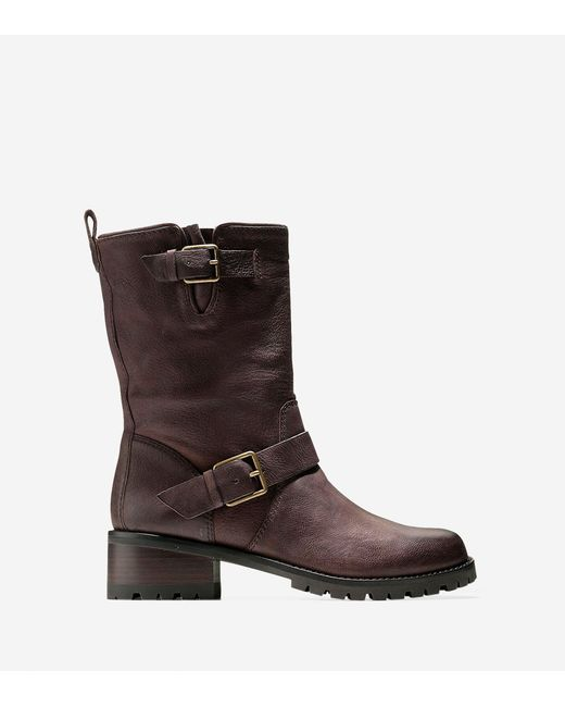 Cole Haan | Brown Hemlock Boot (45mm) | Lyst