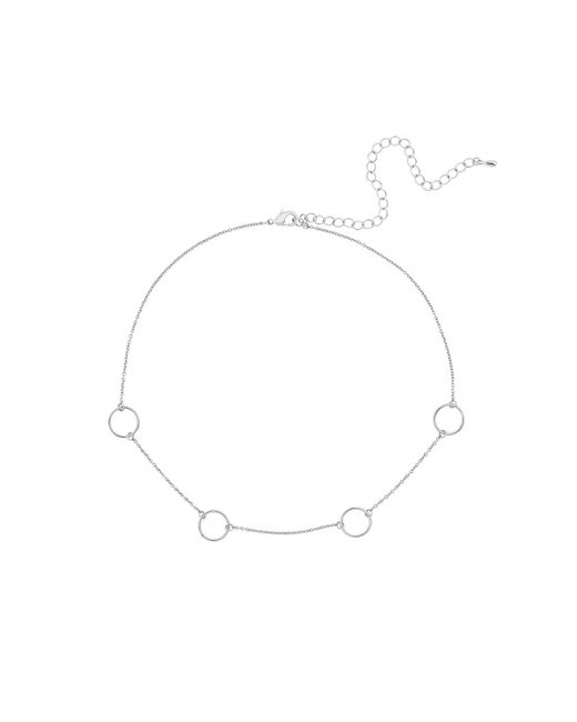 Five And Two - Metallic Max Choker - Lyst