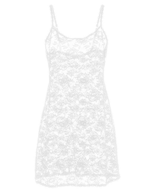 Cosabella - White Never Say Never Foxie Chemise - Lyst