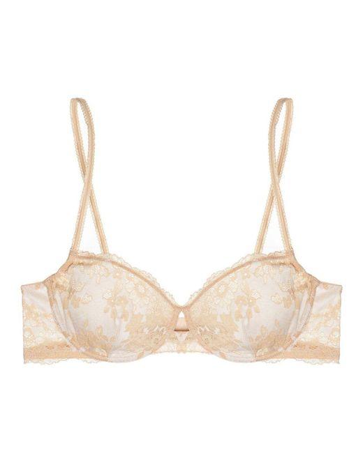 Cosabella | Pink Italia Lace Underwire Bra | Lyst