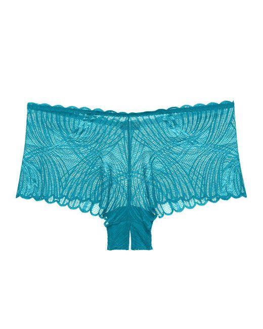 Cosabella | Blue Minoa Naughtie Hotpant | Lyst
