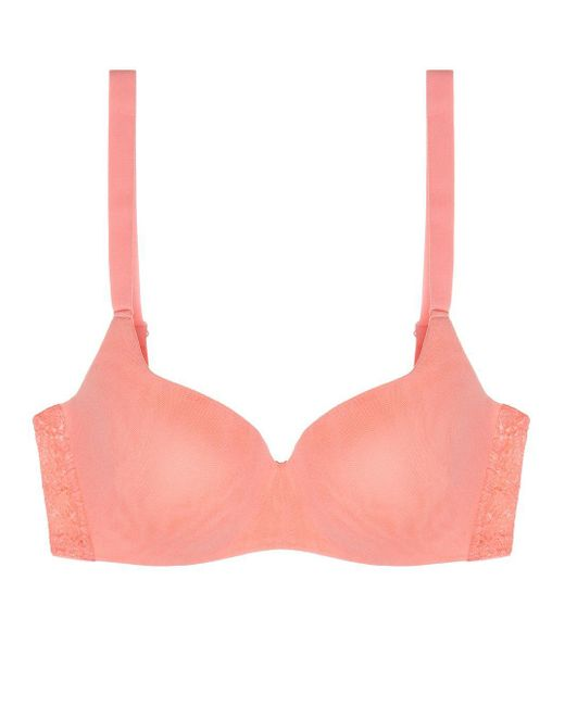 Cosabella | Pink Never Say Never Demie™ Demi Cup Bra | Lyst