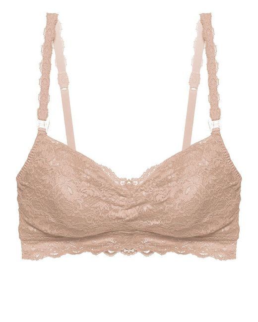 Cosabella | Pink Never Say Never Mommietm Nursing Bra | Lyst