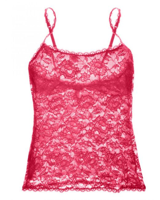Cosabella   Red Never Say Never Sassie™ Lace Camisole   Lyst