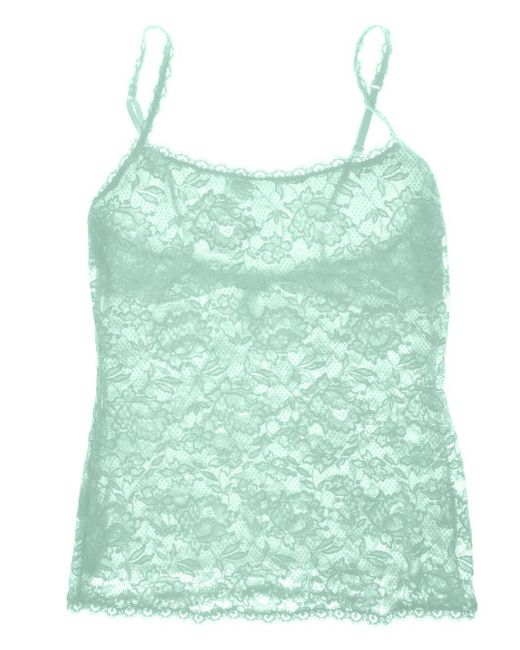 Cosabella | Green Never Say Never Sassie™ Lace Camisole | Lyst
