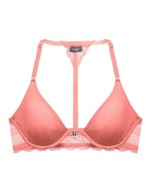 Cosabella | Pink Trentatm T-back Bra | Lyst