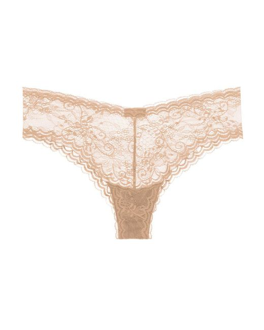 Cosabella | Natural Trenta Lace Minikini | Lyst