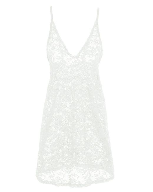 Cosabella - White Never Say Never Nightietm Chemise - Lyst