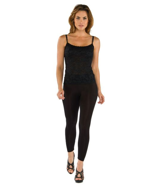 Cosabella | Black Never Say Never Sassie™ Lace Camisole | Lyst